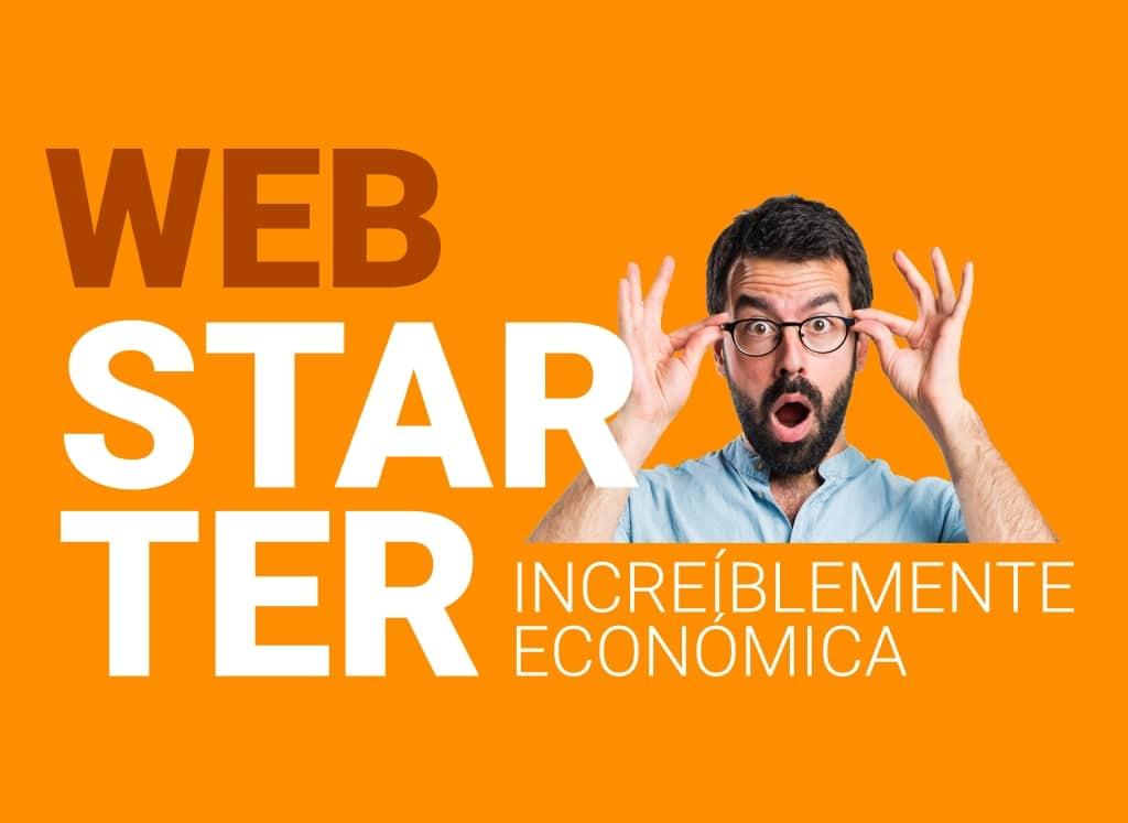 diseño web starter en mallorca noseko